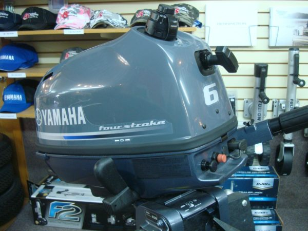 Yamaha 6HP Outboard Motor