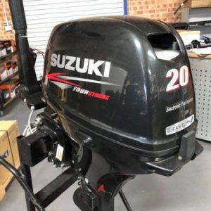 Suzuki 20HP Outboard Motor