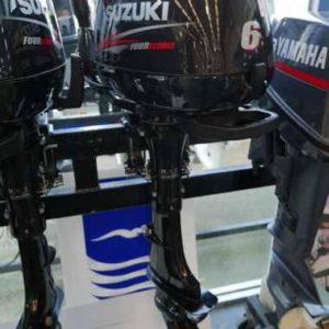 Suzuki 6HP Outboard Motor