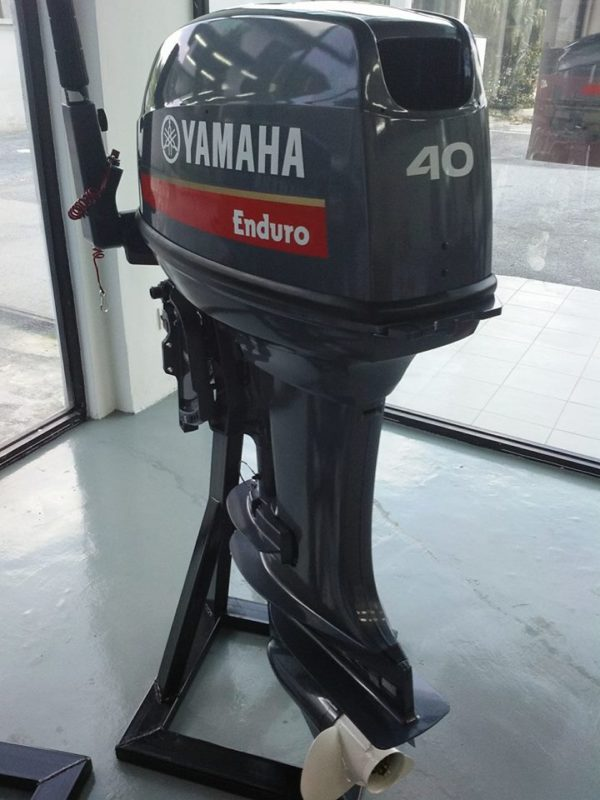 Yamaha 2-Stroke 40HP Long Shaft Outboard Motor