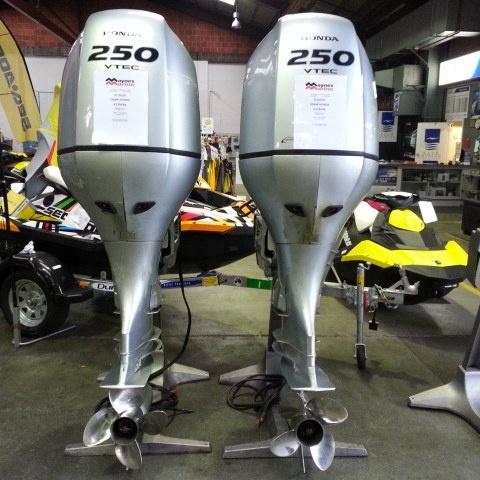 Honda 250HP Outboard Motor