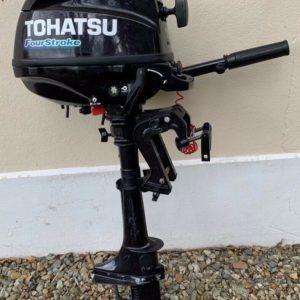 Tohatsu 2.5HP Outboard Motor