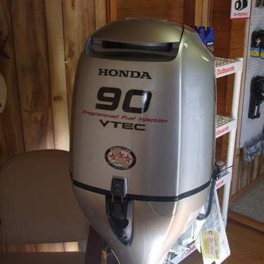 Honda 25-90 HP EFI Outboard Motor