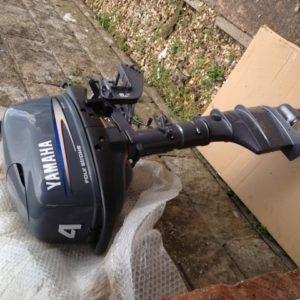 Yamaha 4HP Outboard Motor