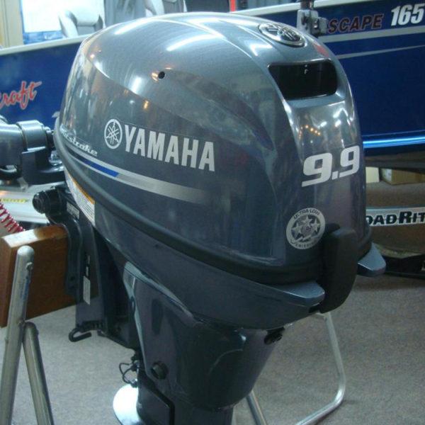 Yamaha 9.9HP Outboard Motor