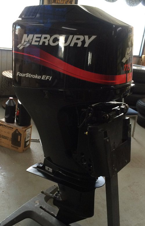 used Mercury outboard motors for sale