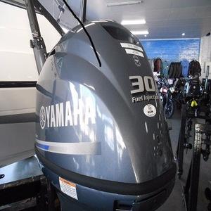 Yamaha 4-Stroke 30hp Long Shaft Outboard Motor