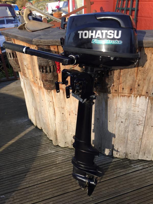 tohatsu outboard motors for sale