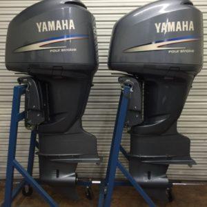 Yamaha 250HP 4-Stroke Outboard Motor