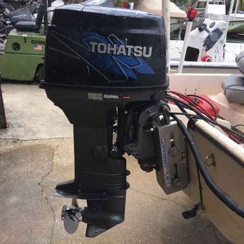 Tohatsu 50HP Outboard Motor